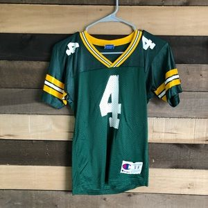 Champion NFL Green Bay Packers Fabre Jersey Boys S